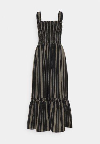 BYILSAK DRESS - Day dress - black mix