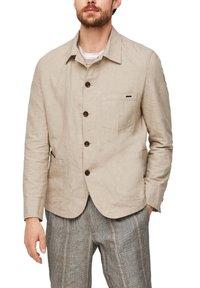 s.Oliver BLACK LABEL - Light jacket - beige melange - 4