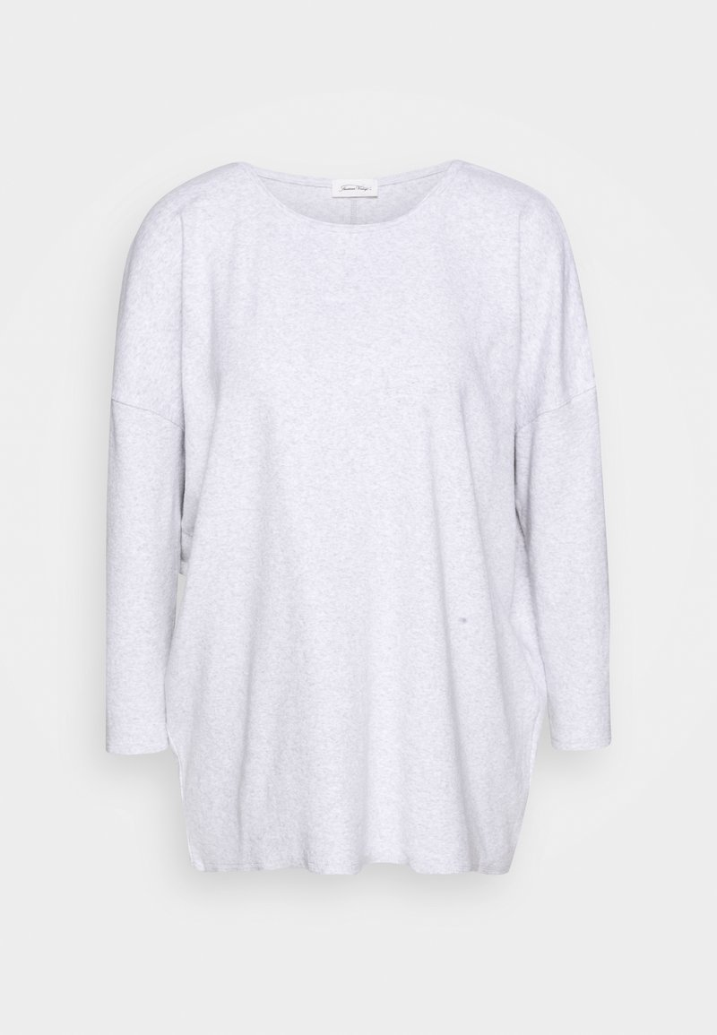 American Vintage - SONICAKE - Long sleeved top - light grey