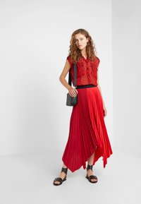 Escada Sport - ROCKSTAR - Pleated skirt - racing red - 1