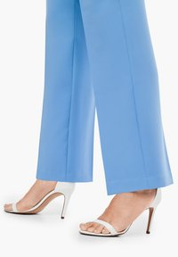 Triangle - REGULAR FIT: STRAIGHT LEG-HOSE - Trousers - blue - 6