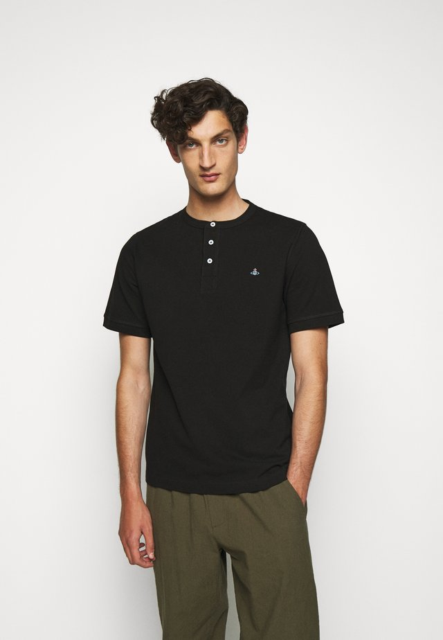 GRANDAD - T-shirt basic - black