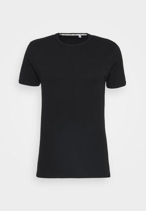 PLUTO - Basic T-shirt - black