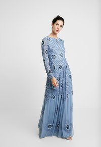 Lace & Beads - AMBER - Occasion wear - blue - 0