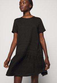 CECILIE copenhagen - DRESS - Day dress - black - 3