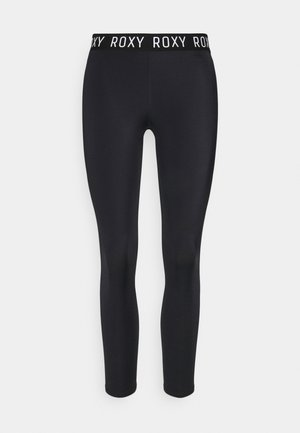 GIVE IT TO ME - Leggings - anthracite