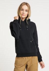 DreiMaster - Sweatshirt - schwarz - 1
