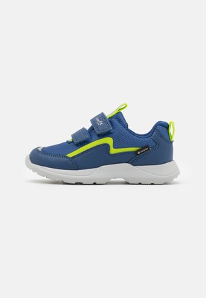 RUSH - Sneakers basse - blau/grün