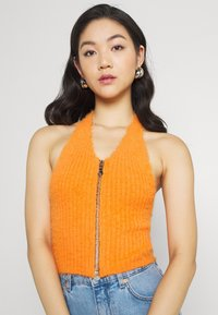 The Ragged Priest - BUGHALTER - Top - orange - 3