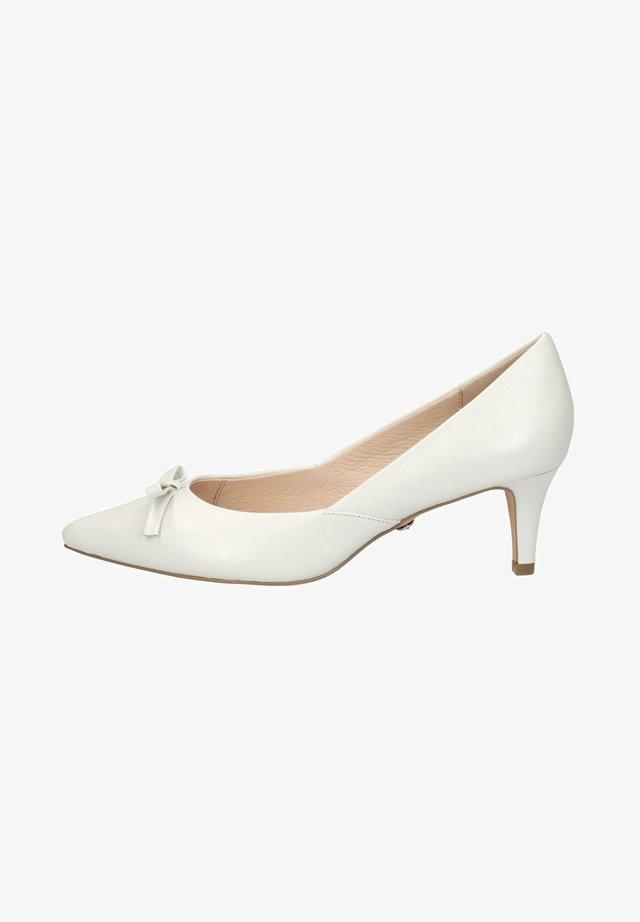Bruidsschoenen - white