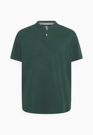 Polo - metallic green