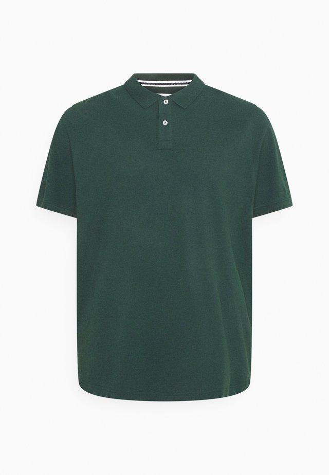 Polo - metallic green
