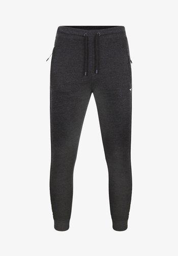 MORRIS - Teplákové kalhoty - charcoal marl