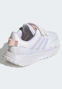 adidas Performance - TENSAUR RUN UNISEX - Neutral running shoes - ftwr white/purple tint/vapour pink - 2