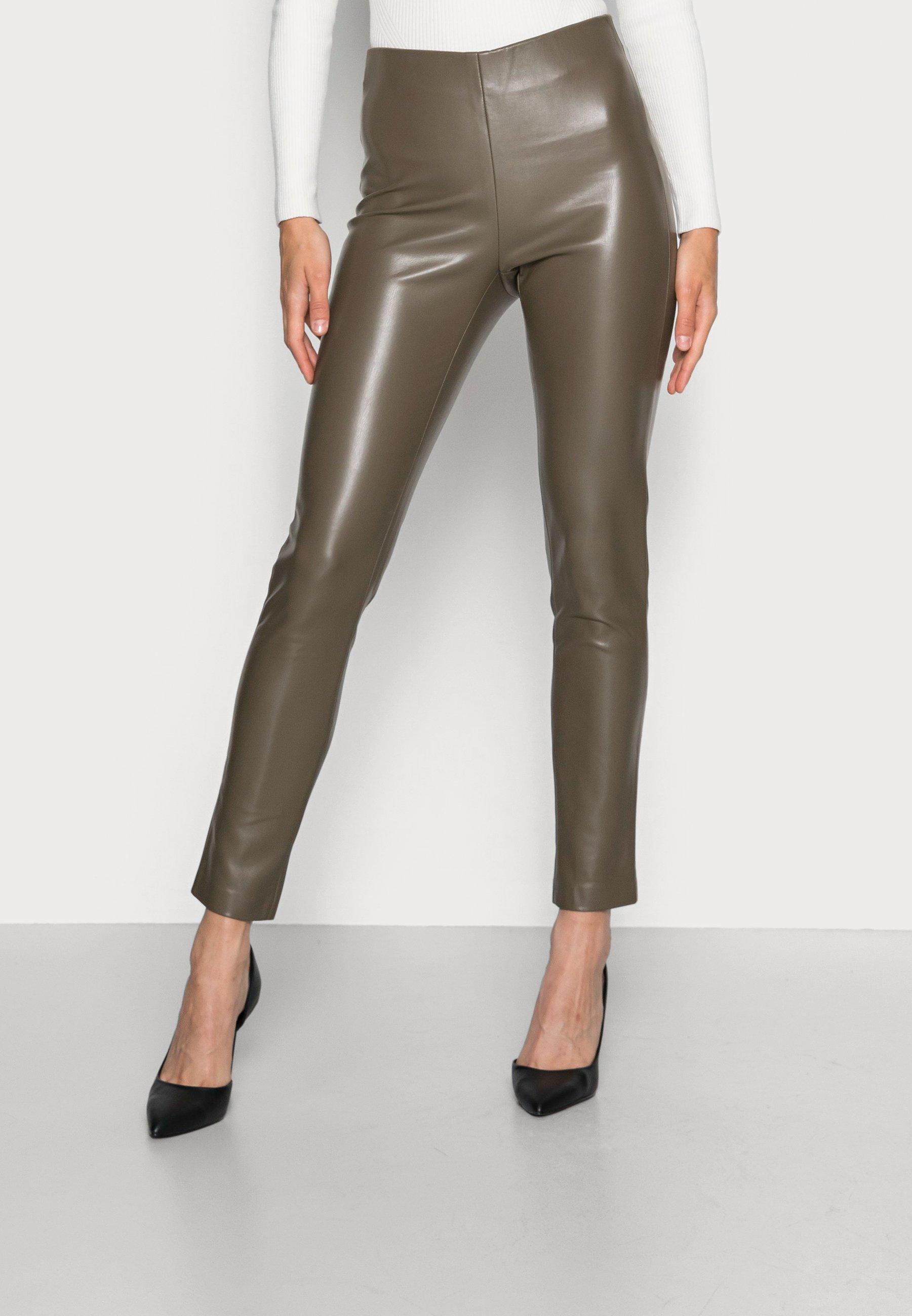 Femme TREGGING ELASTIC WAIST  - Pantalon classique