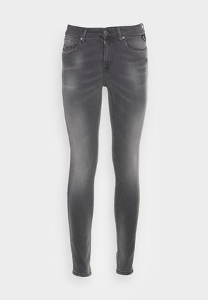 LUZIEN HYPERFLEX SHADES - Jeans Skinny Fit - medium grey