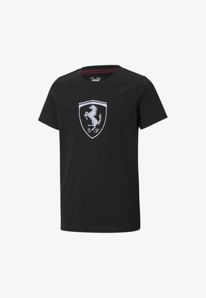 FERRARI RACING  - Print T-shirt - black