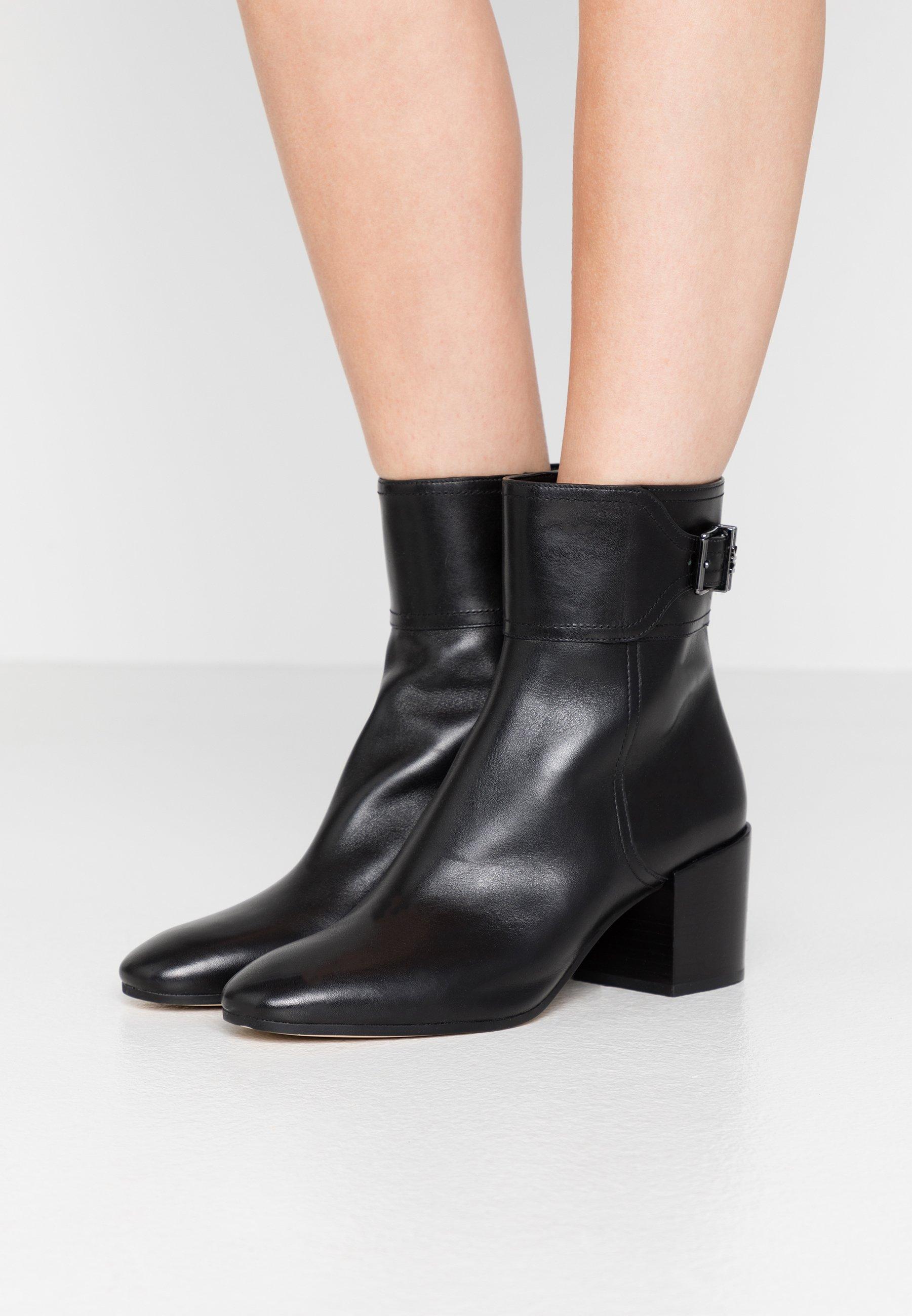 KENYA Korte laarzen black