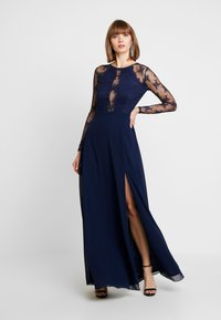 Nly by Nelly - SOMETHING ABOUT HER GOWN - Galajurk - navy - 2