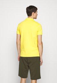 Polo Ralph Lauren - SHORT SLEEVE KNIT - Polo - yellow - 2