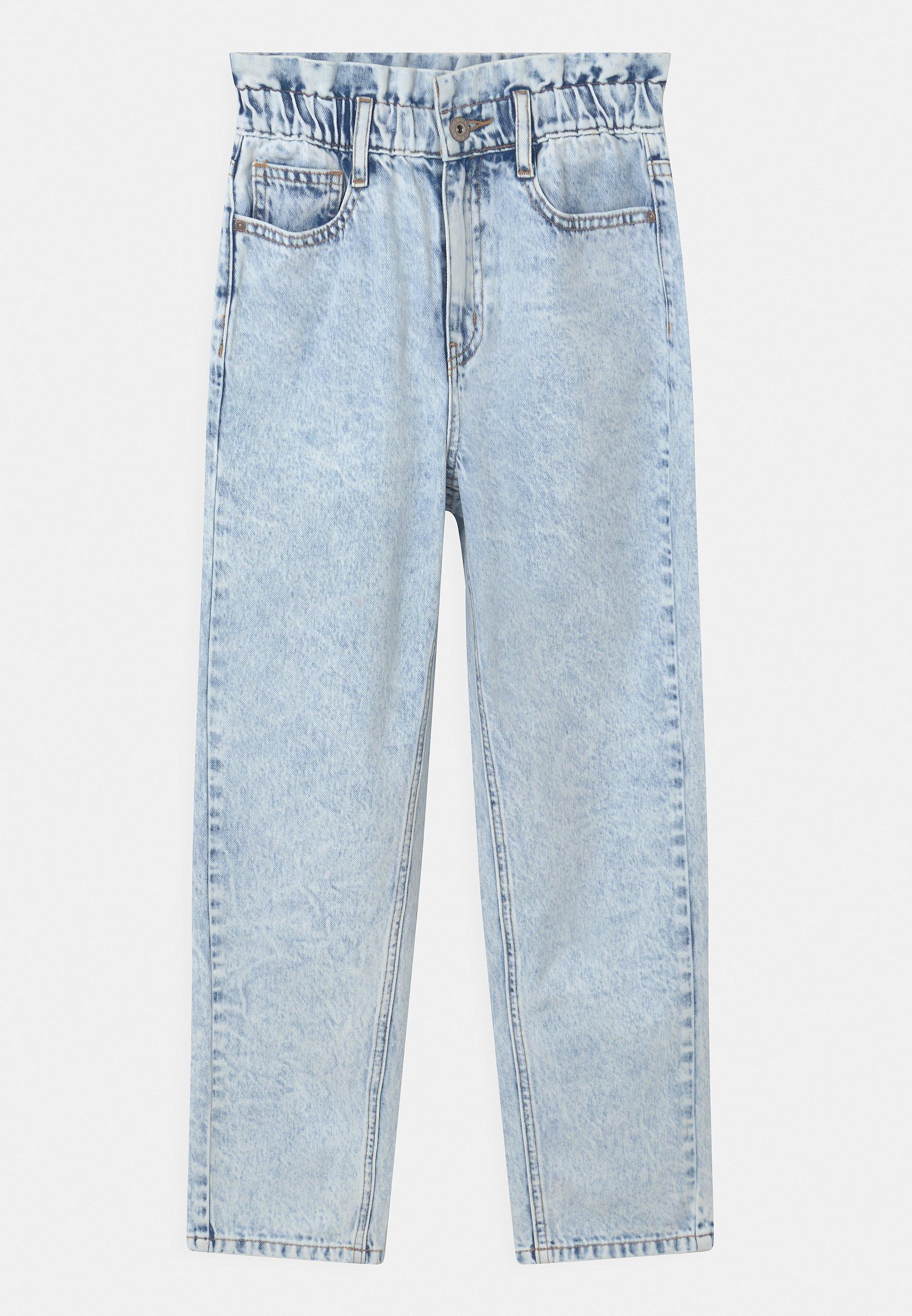 Kids DICTE DOOP PAPER BAG - Relaxed fit jeans