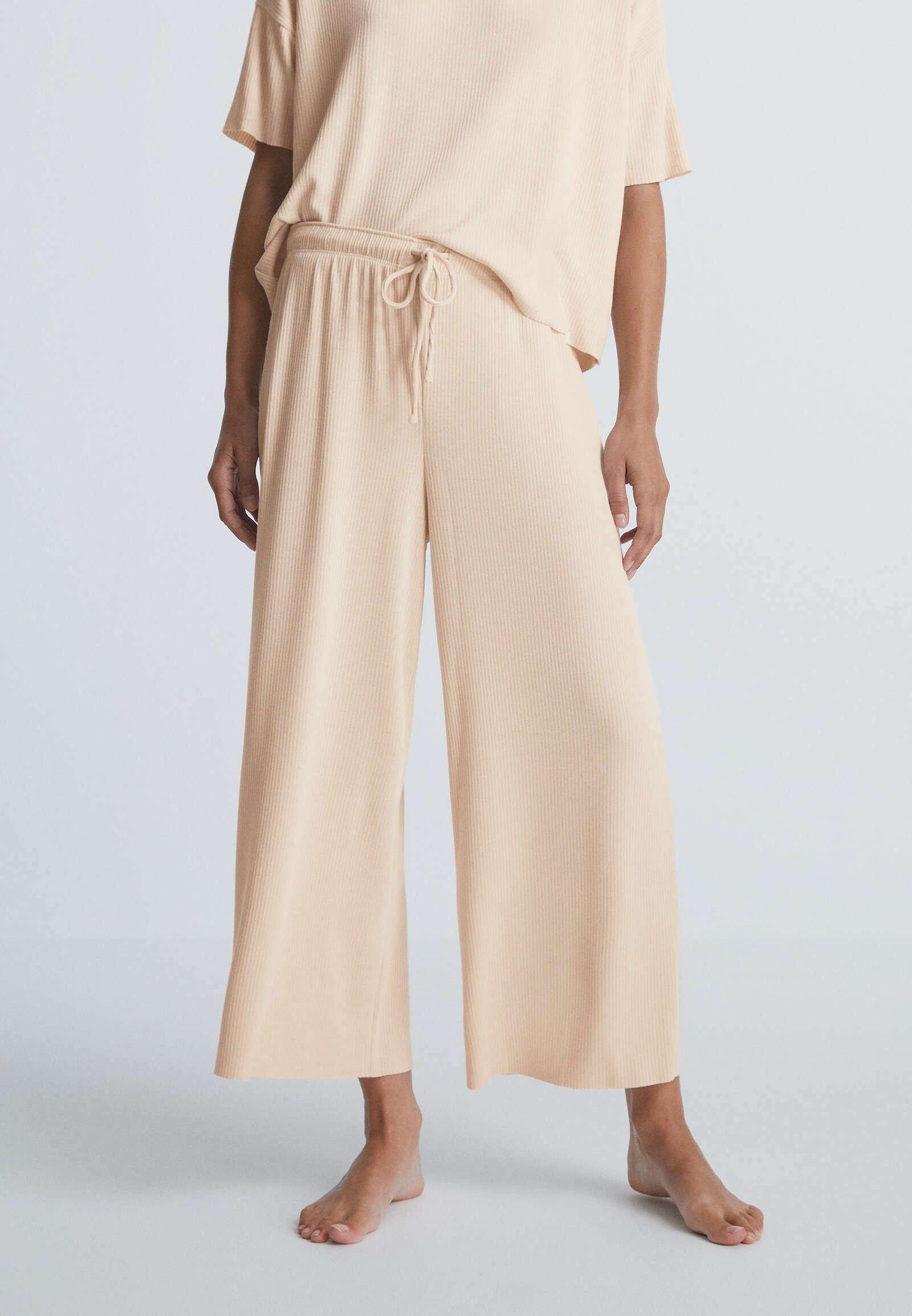 Donna COMFORT RIB  - Pantaloni del pigiama