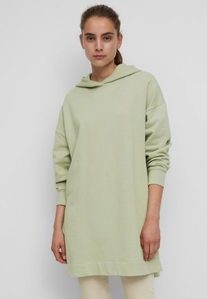 Hoodie - washed spearmint