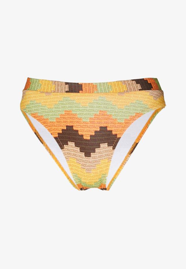 COZUMEL XANADU PANT - Bas de bikini - cocoa