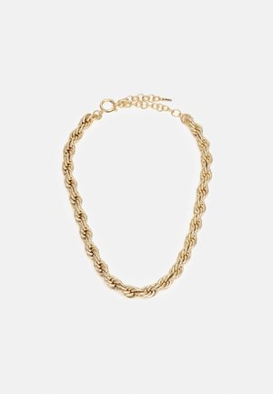 NECKLACE HORIZON PLATED - Ketting - gold-coloured