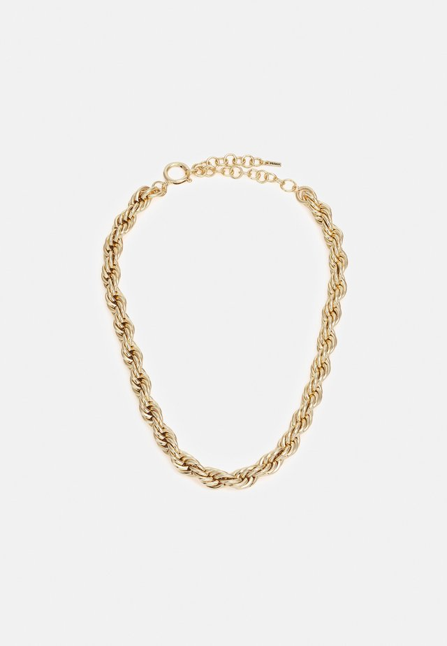 NECKLACE HORIZON PLATED - Collana - gold-coloured