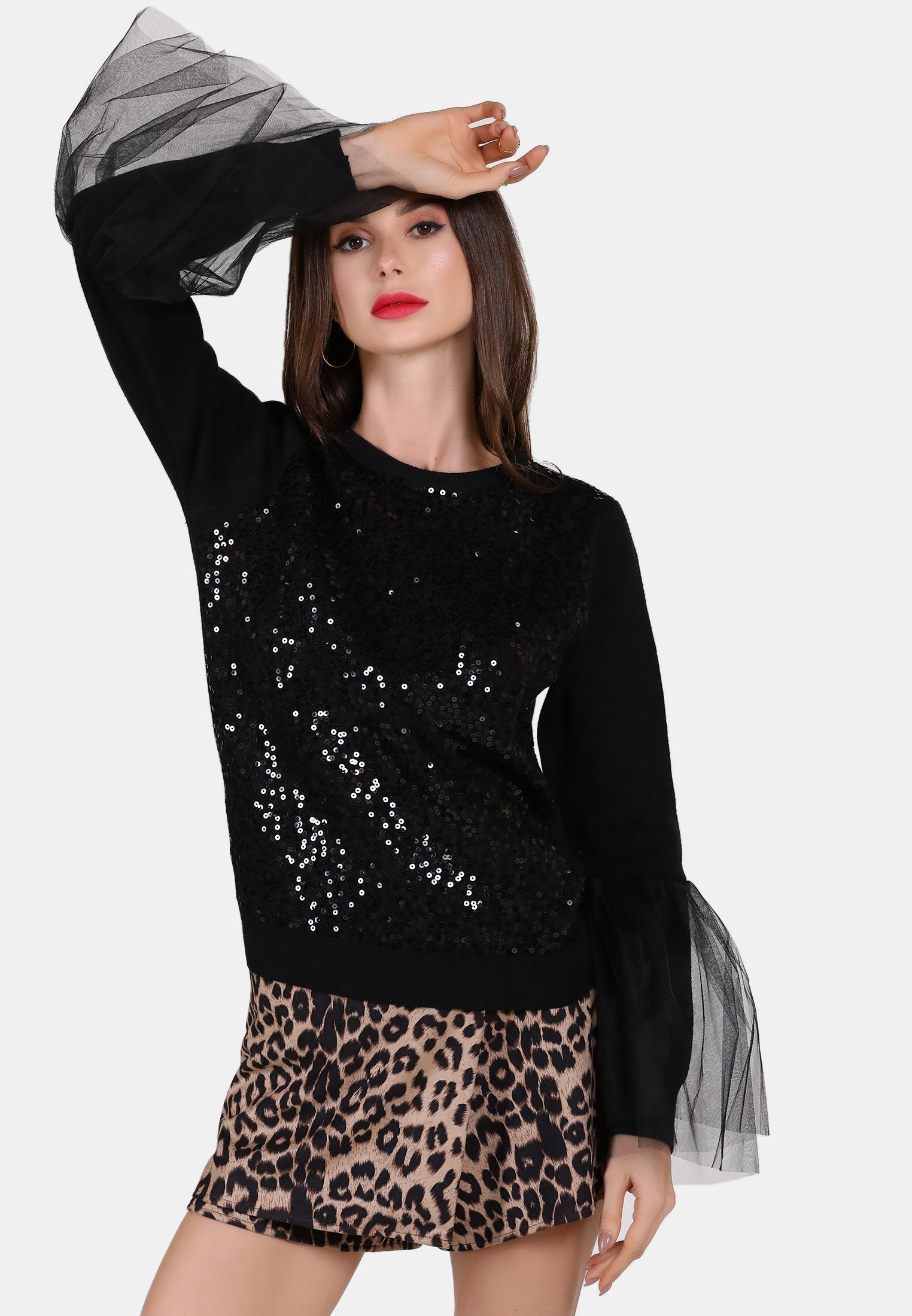Low Cost Women's Clothing faina Jumper black 5r428GkeH