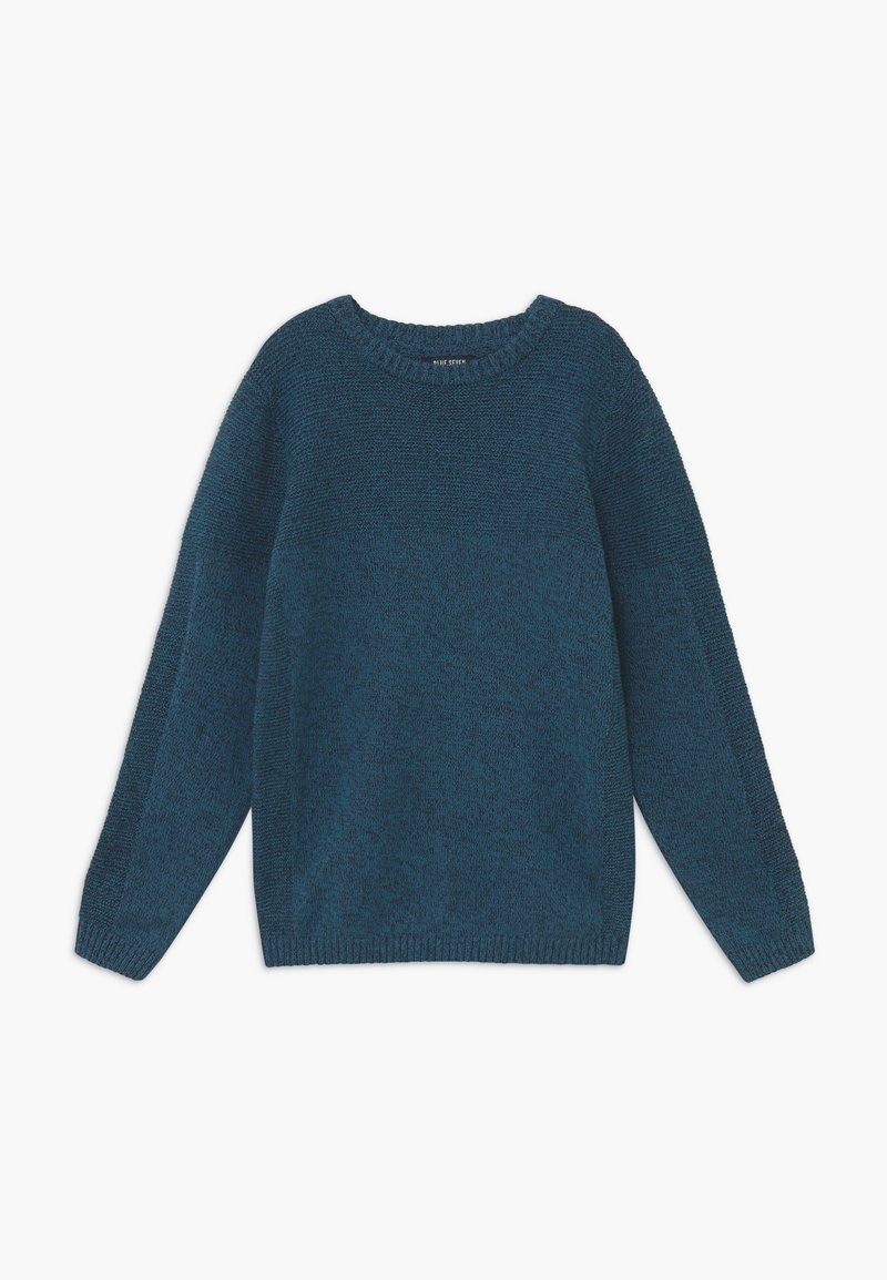 Blue Seven - TEENS JUMPER - Jumper - pacific
