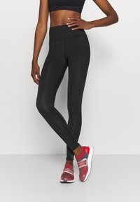 adidas by Stella McCartney - SUPPORT - Leggings - black - 0