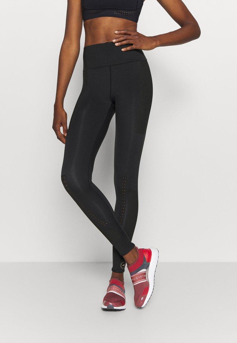 adidas by Stella McCartney - SUPPORT - Leggings - black