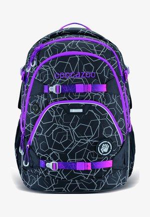 SCALERALE - School bag - laserreflect berry