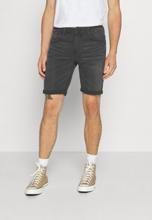 ONSPLY - Denim shorts - black