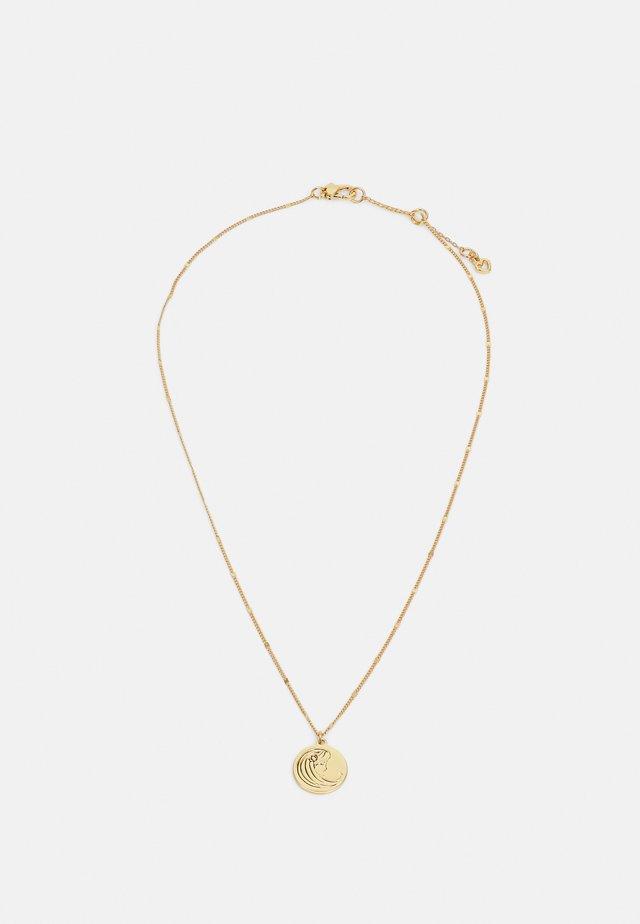 VIRGO PENDANT - Collana - gold-coloured