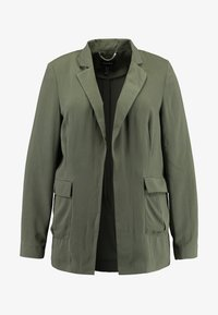 CAPSULE by Simply Be - UTILITY - Blazer - olive - 4