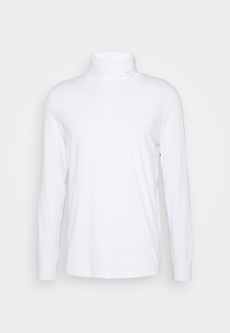 PS Paul Smith - MENS ROLL NECK - T-shirt à manches longues - white