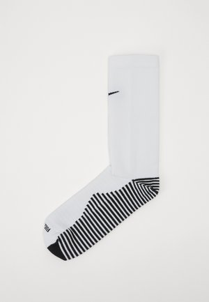 SQUAD CREW UNISEX - Sports socks - white/black
