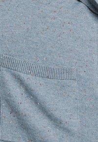 MAMALICIOUS - MLSHERLYN KNIT CARDIGAN - Cardigan - blue - 6