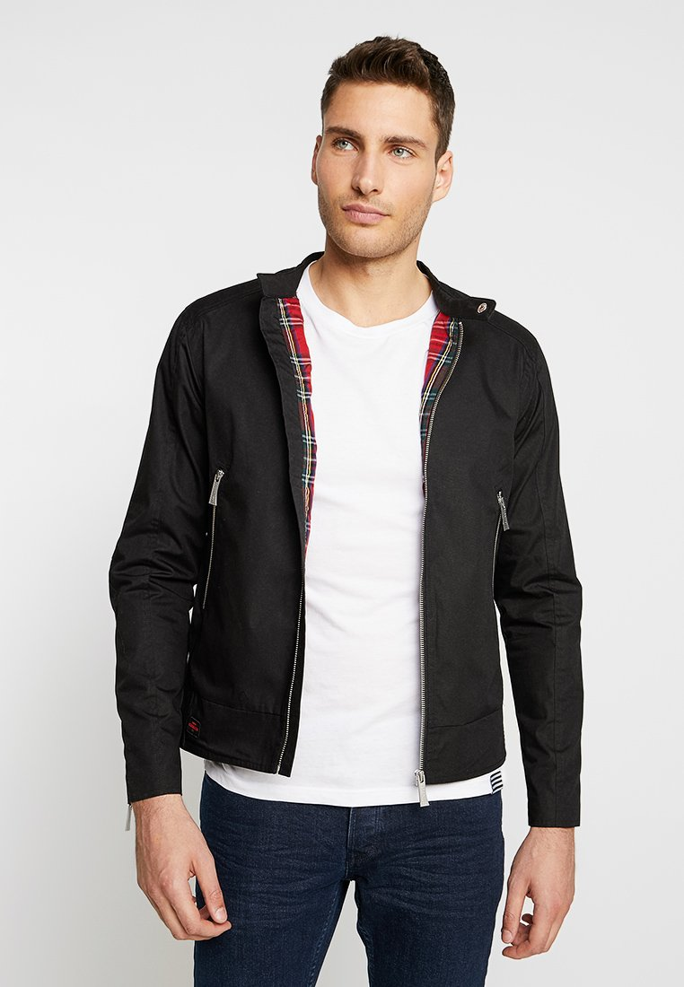 HARRINGTON - IGGY - Summer jacket - black