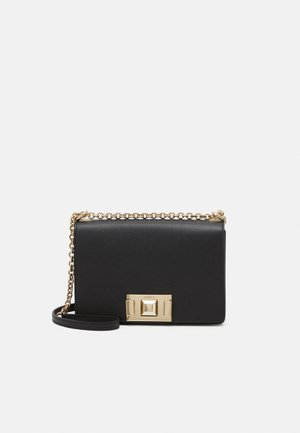 MIMI MINI CROSSBODY - Across body bag - nero