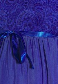 MAMALICIOUS - Cocktail dress / Party dress - royal blue - 2
