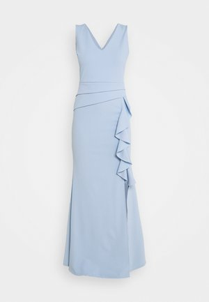 FLORENCE FRILL - Robe de cocktail - baby blue