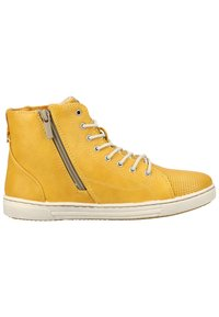 Mustang - Sneaker high - yellow - 5