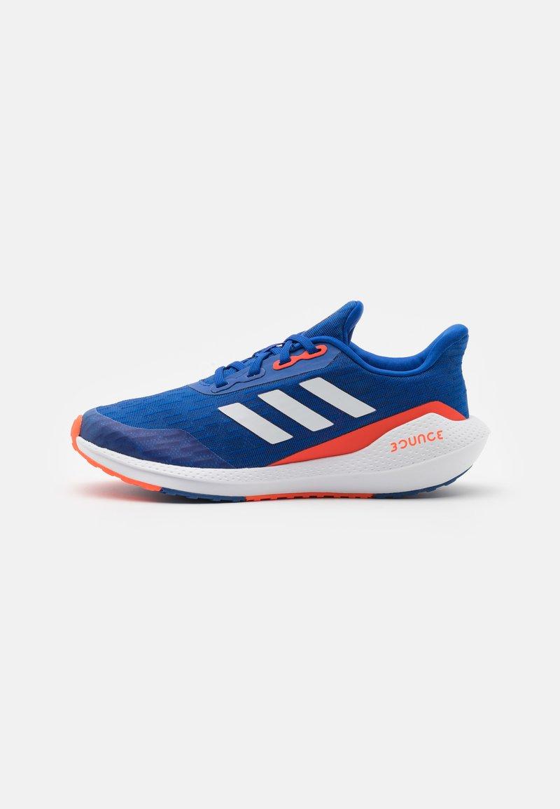 adidas Performance - EQ21 RUN UNISEX - Neutral running shoes - team royal blue/footwear white/solar red