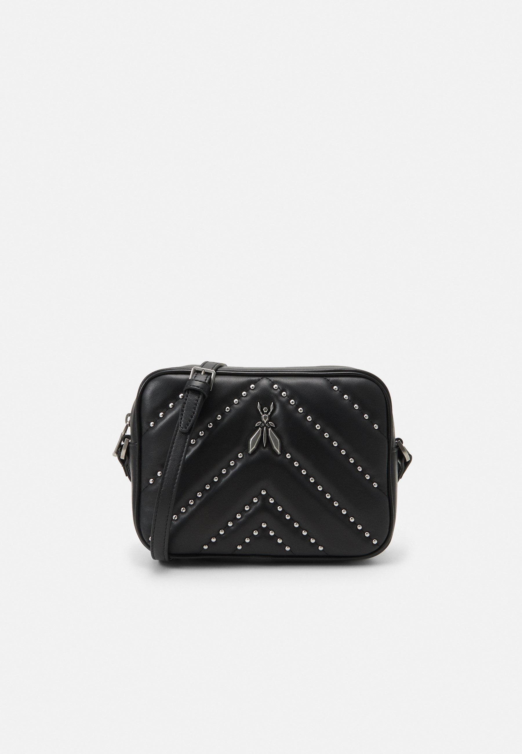 Women FLY QUILTED AND STUDS MINI BAG - Across body bag