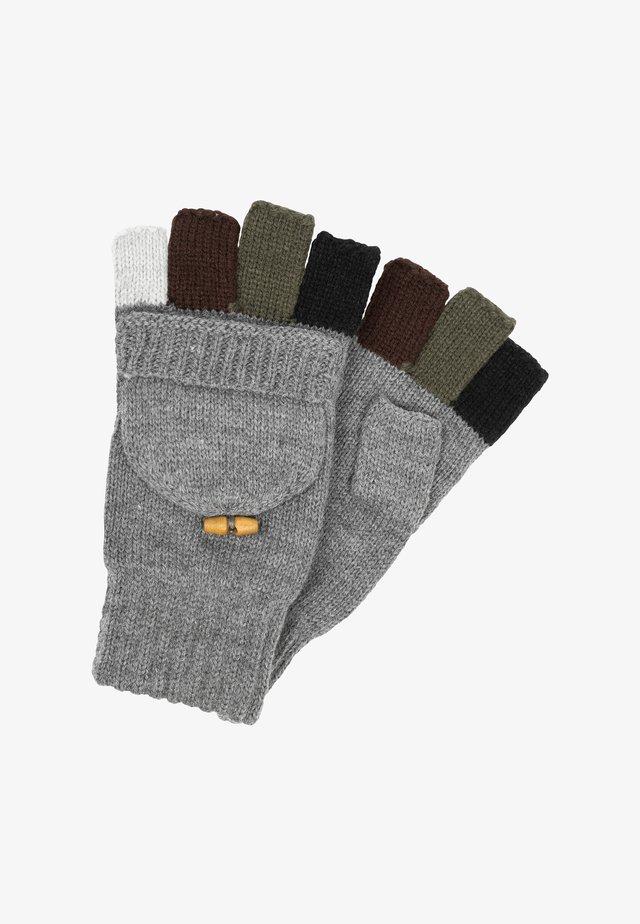 Moufles - dark grey