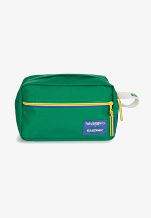 YAP SINGLE - Wash bag - havaianas green